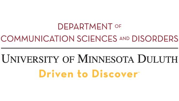 Communication Sciences and Disorders logo