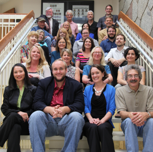 Psychology Department faculty and staff