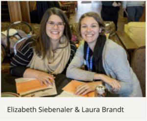 Elizabeth Siebenaler & Laura Brandt