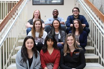 Dr. Loung Lab Picture Spring 2020