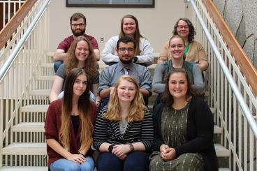 Dr. Catherine Reich Lab Students Fall 2019