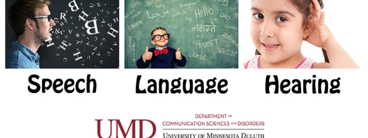 Speech, Language, Hearing graphic