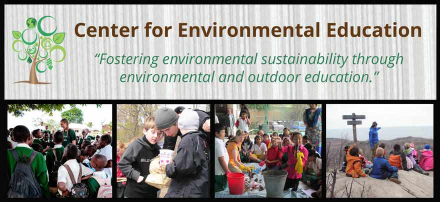 Center for Environmental Education Collage