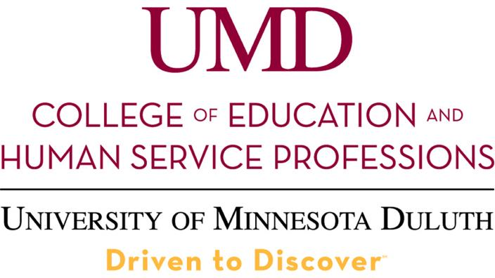 UMD College of Education and Human Service Professions logo