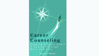 book cover of Career Counseling by Karen Marsh