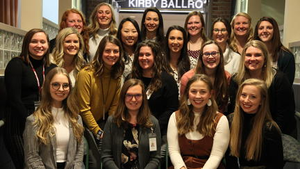 Communication Science and Disorders Graduate Students