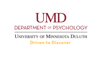 UMD Psychology Department logo