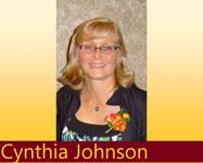 Cynthia Johnson