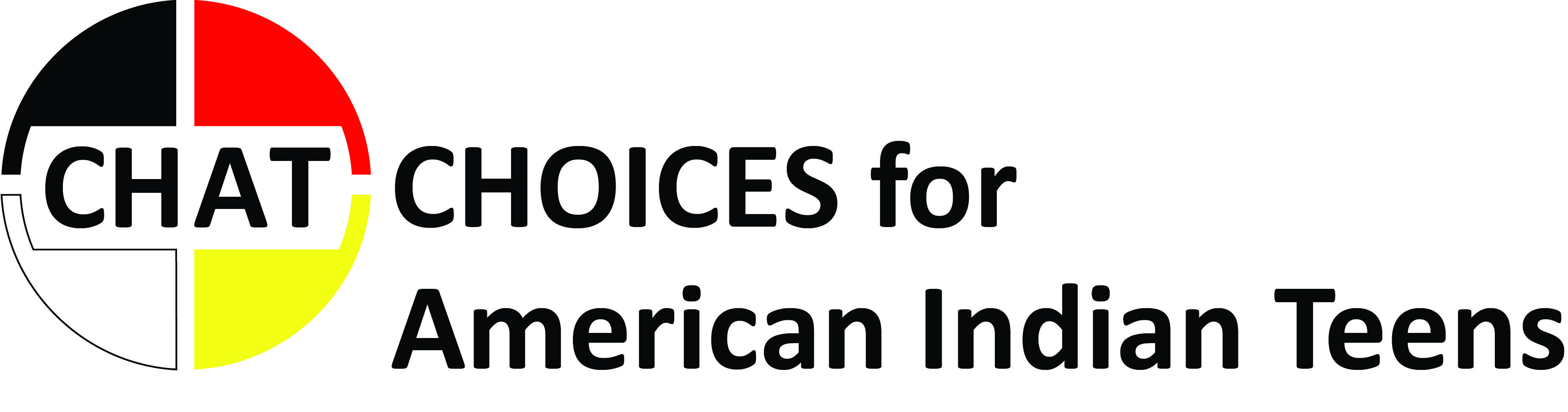 CHAT (CHOICES for American Indian Teens) intervention logo