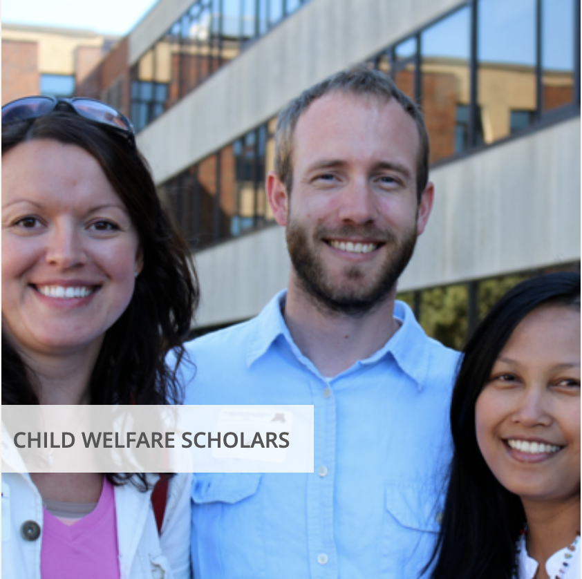 Child Welfare Scholars