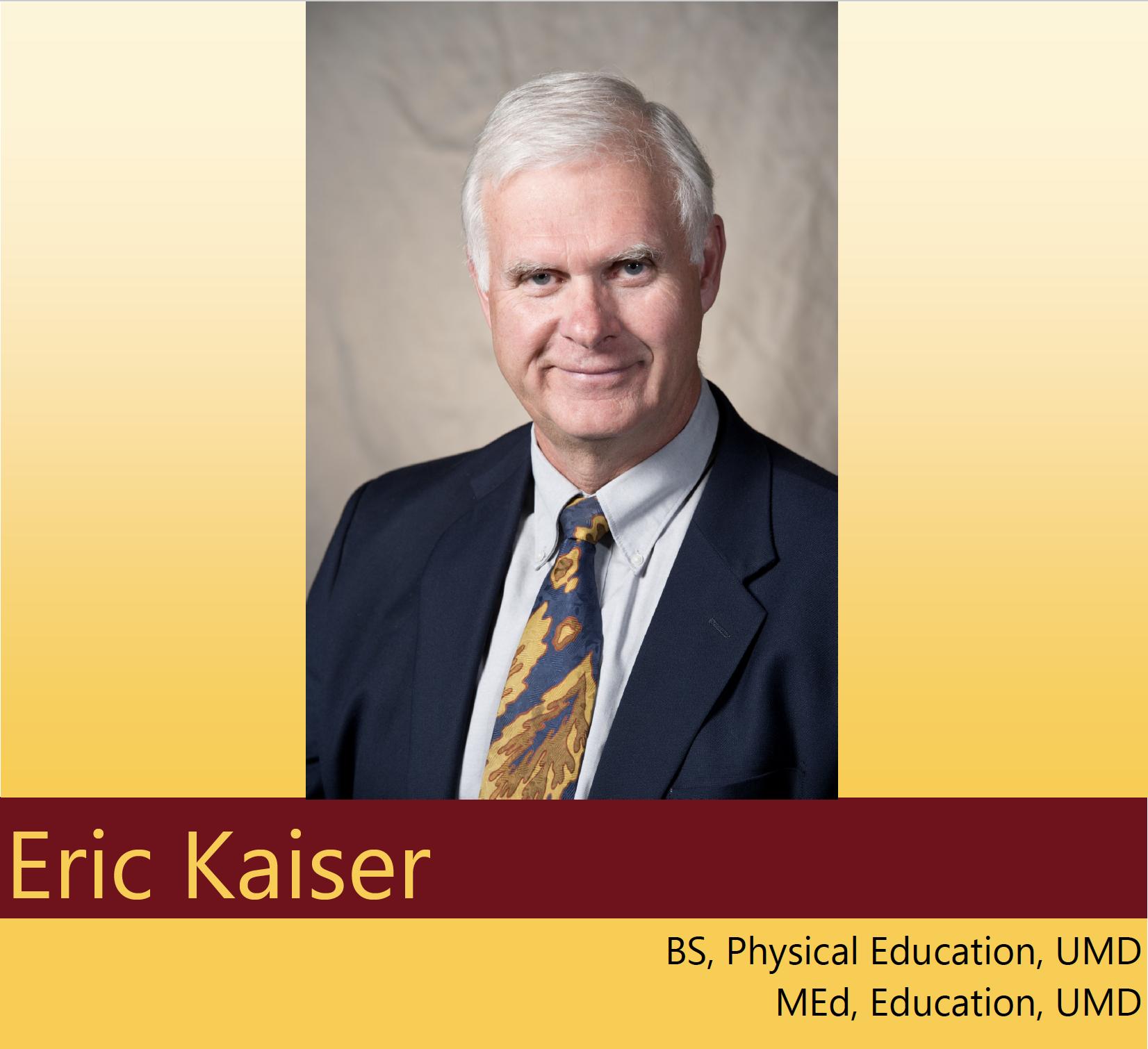 Eric Kaiser
