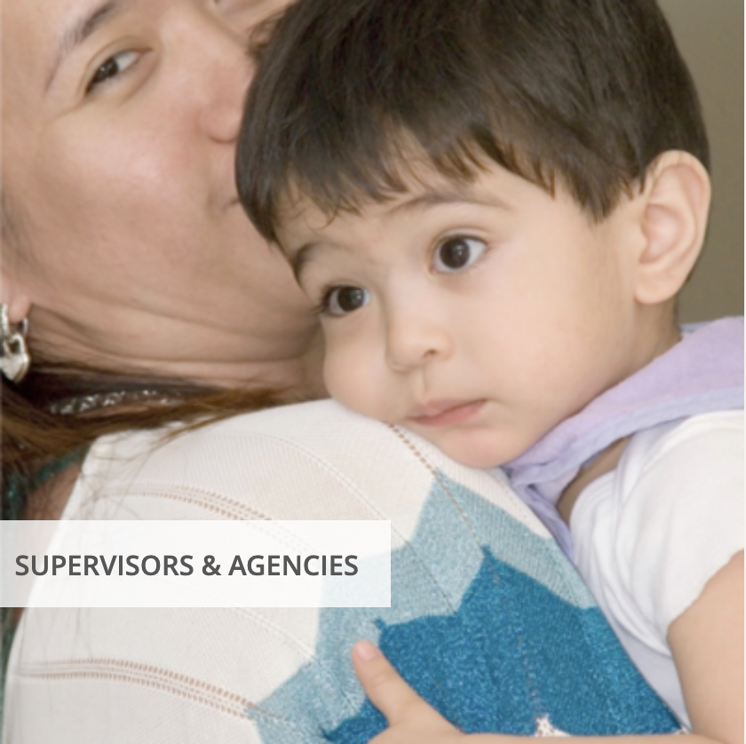 Field Supervisors & Agencies